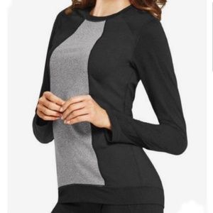Cabi Athletic Long Sleeve Tee Style 951